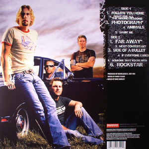 Nickelback All The Right Reasons Available For The First Time On