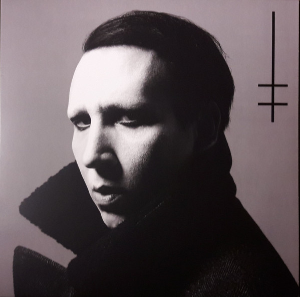 Marilyn Manson - Heaven Upside Down (LP, Album)