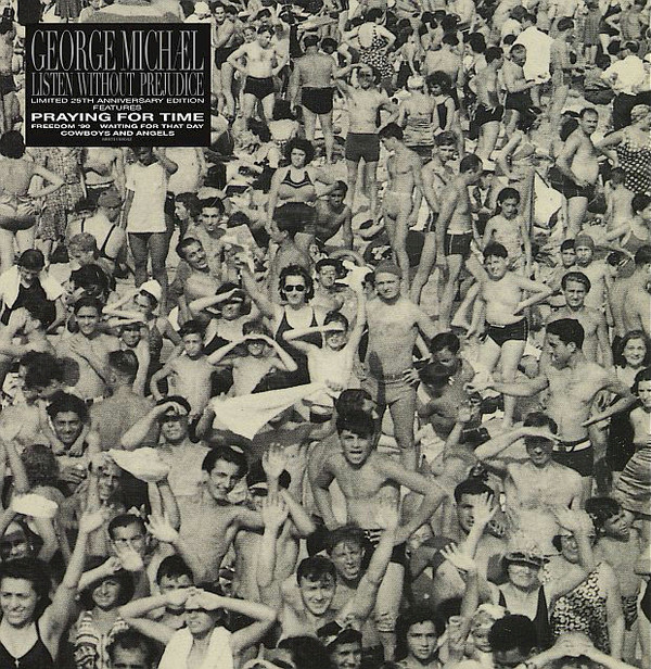 George Michael - Listen Without Prejudice + MTV Unplugged (CD, Album, RE, RM + CD, Album + CD + DVD-V, NTSC +)