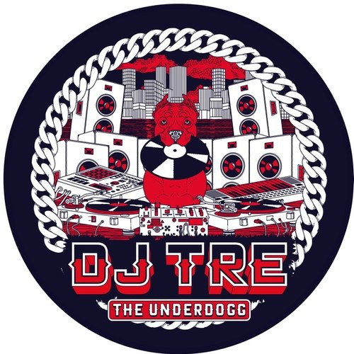 "Dj tre - The Underdogg (12"", EP)"