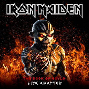 Iron Maiden - The Book Of Souls: Live Chapter (3xLP, Album)