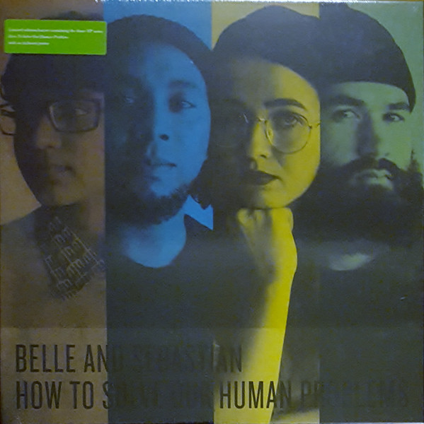 "Belle & Sebastian - How To Solve Our Human Problems (Box, Comp, Ltd + 12"", EP + 12"", EP + 12"", EP)"