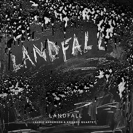 Laurie Anderson & Kronos Quartet - Landfall (2xLP, Album, Gat)