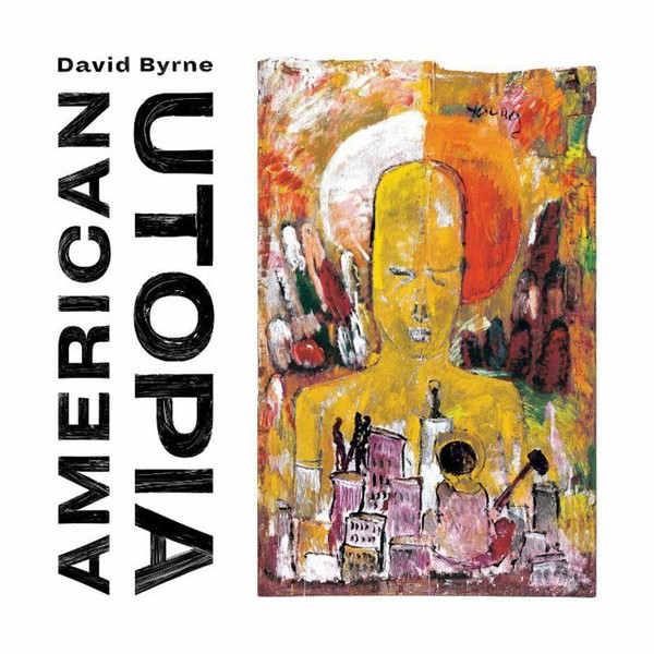 David Byrne - American Utopia (LP, Album)