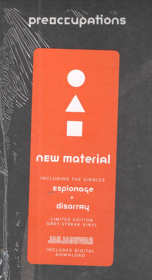 Preoccupations - New Material (LP, Album, Ltd, Gre)