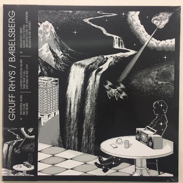 Gruff Rhys - Babelsberg (LP, Album)