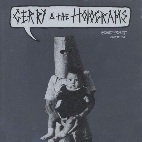 Gerry And The Holograms - Gerry And The Holograms (LP, Album)