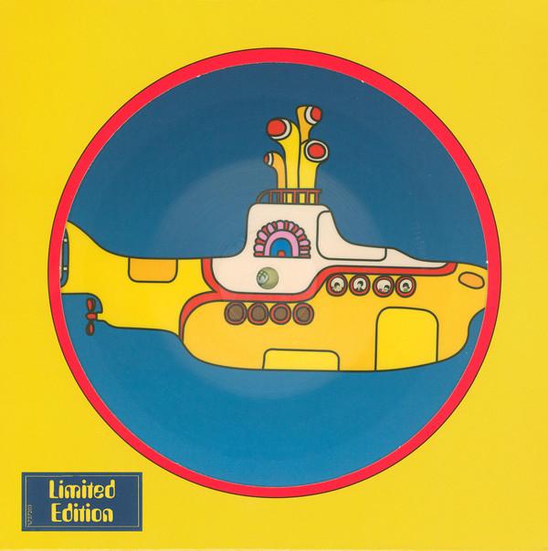 "The Beatles - Yellow Submarine b/w Eleanor Rigby (7"", Single, Ltd, Pic, RE, RM)"
