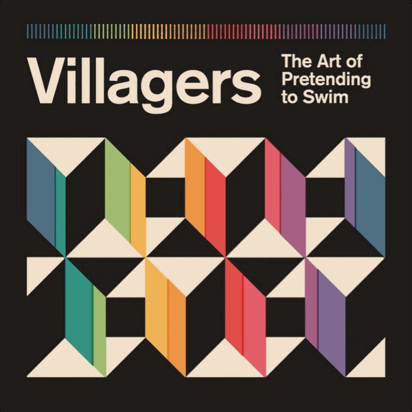 "Villagers - The Art Of Pretending To Swim (LP, 180g + 10"", Red Vinyl + Deluxe, Ltd)"