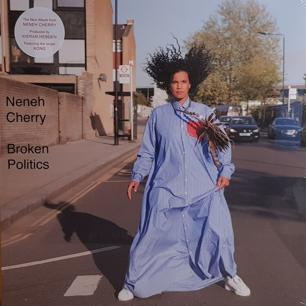 Neneh Cherry - Broken Politics (LP, Album)