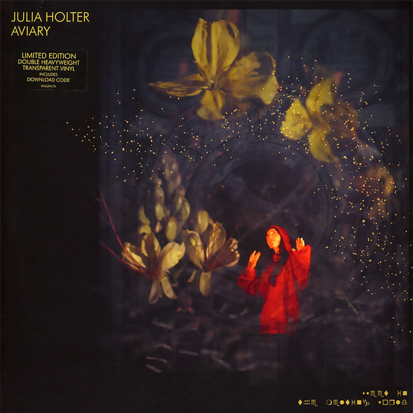 Julia Holter - Aviary (2xLP, Album, Ltd, Tra)