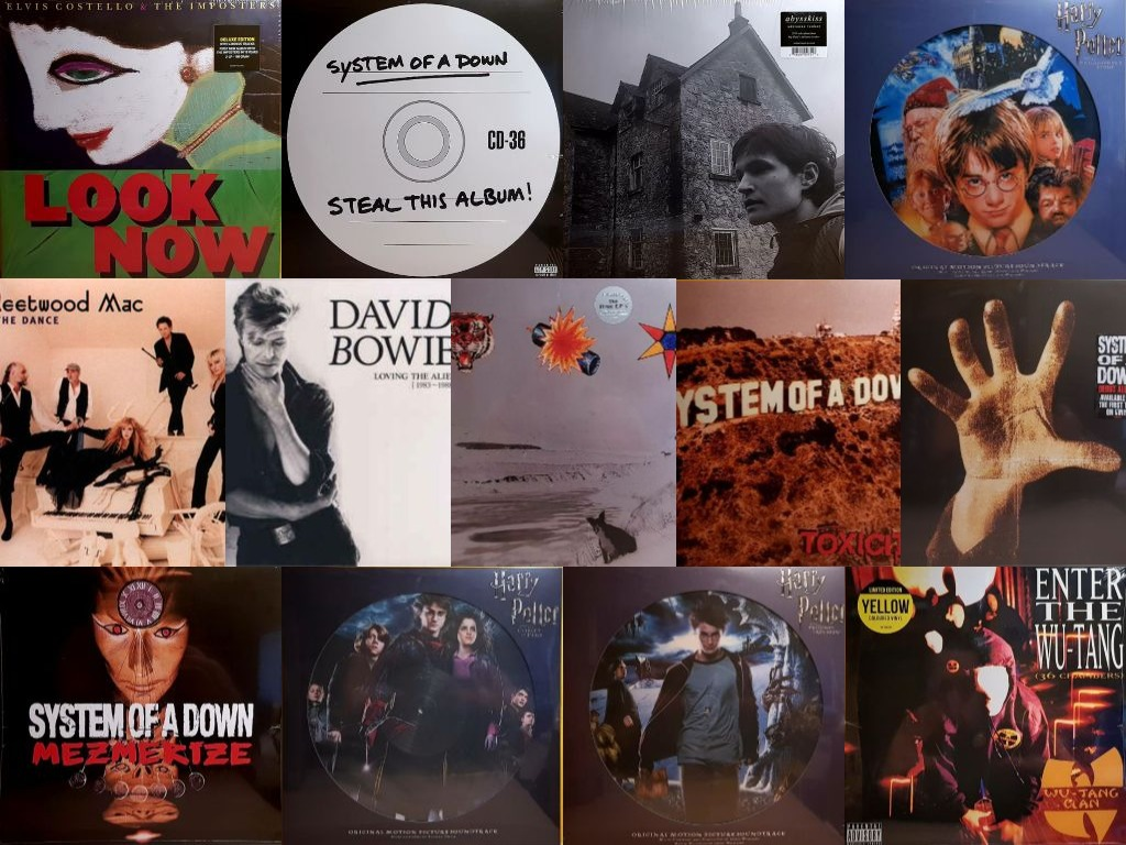 New Releases 12 10 18 – Spindizzy Records