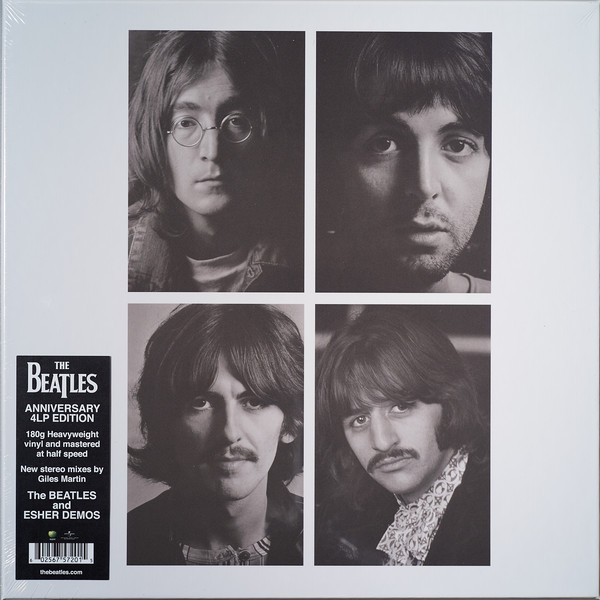 The Beatles - The Beatles And Esher Demos (4xLP boxset)