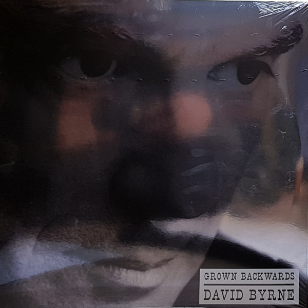 David Byrne - Grown Backwards (2xLP, Album, RE)