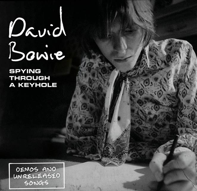"(PREORDER 5th APRIL) DAVID BOWIE - Spying Through The Keyhole (Demos & Unreleased songs) - 4x7"" Boxset"