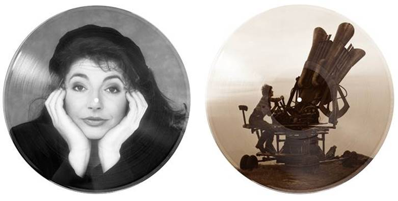 KATE BUSH - Cloudbusting- Limited Edition Picture Disc [Release Date: MAY  24th]