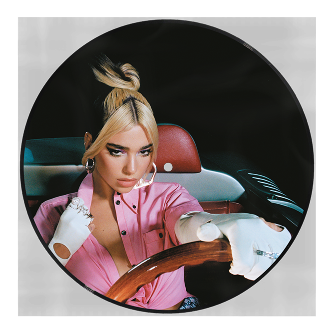 DUA LIPA - Future Nostalgia - Picture Disc -Limited Edition [MAR 27]