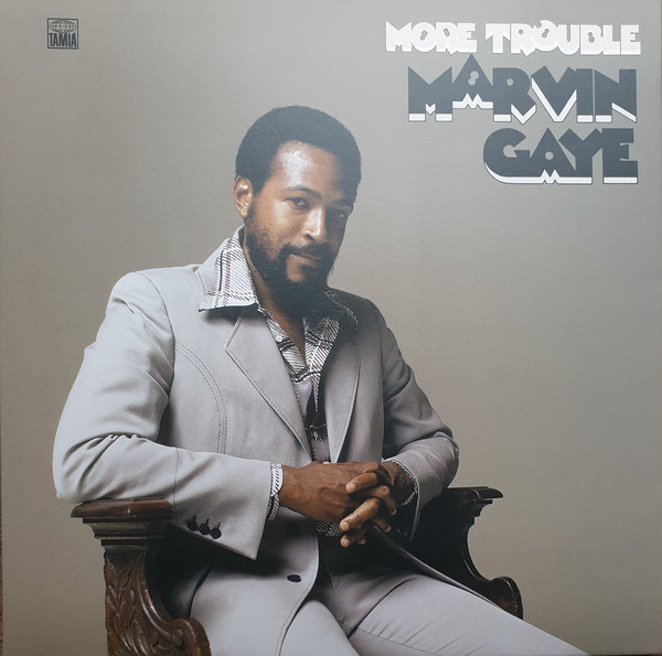 Marvin Gaye - More Trouble (LP)