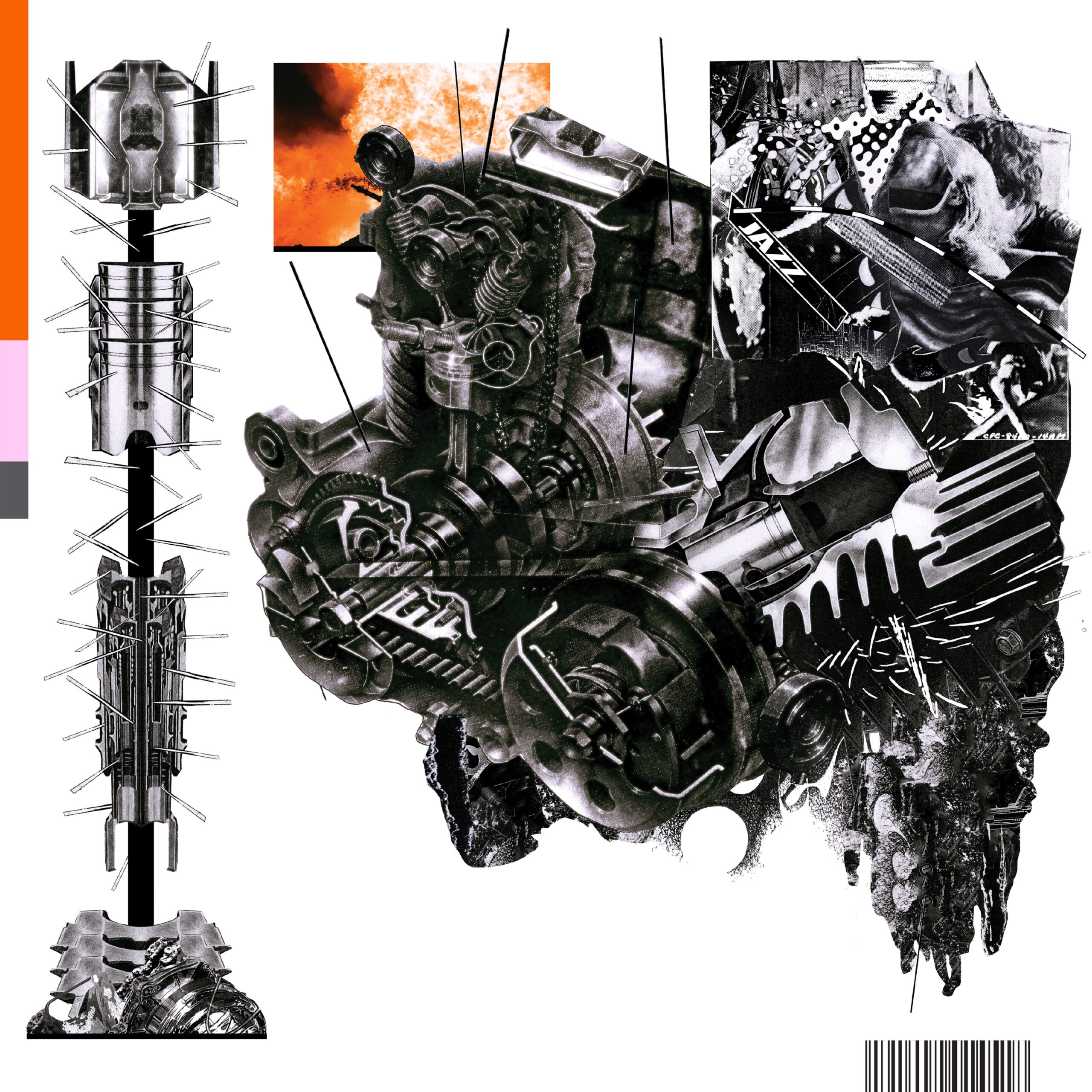 BLACK MIDI – Sweater / 7-Eleven – 12″ – Vinyl [JULY 17th]