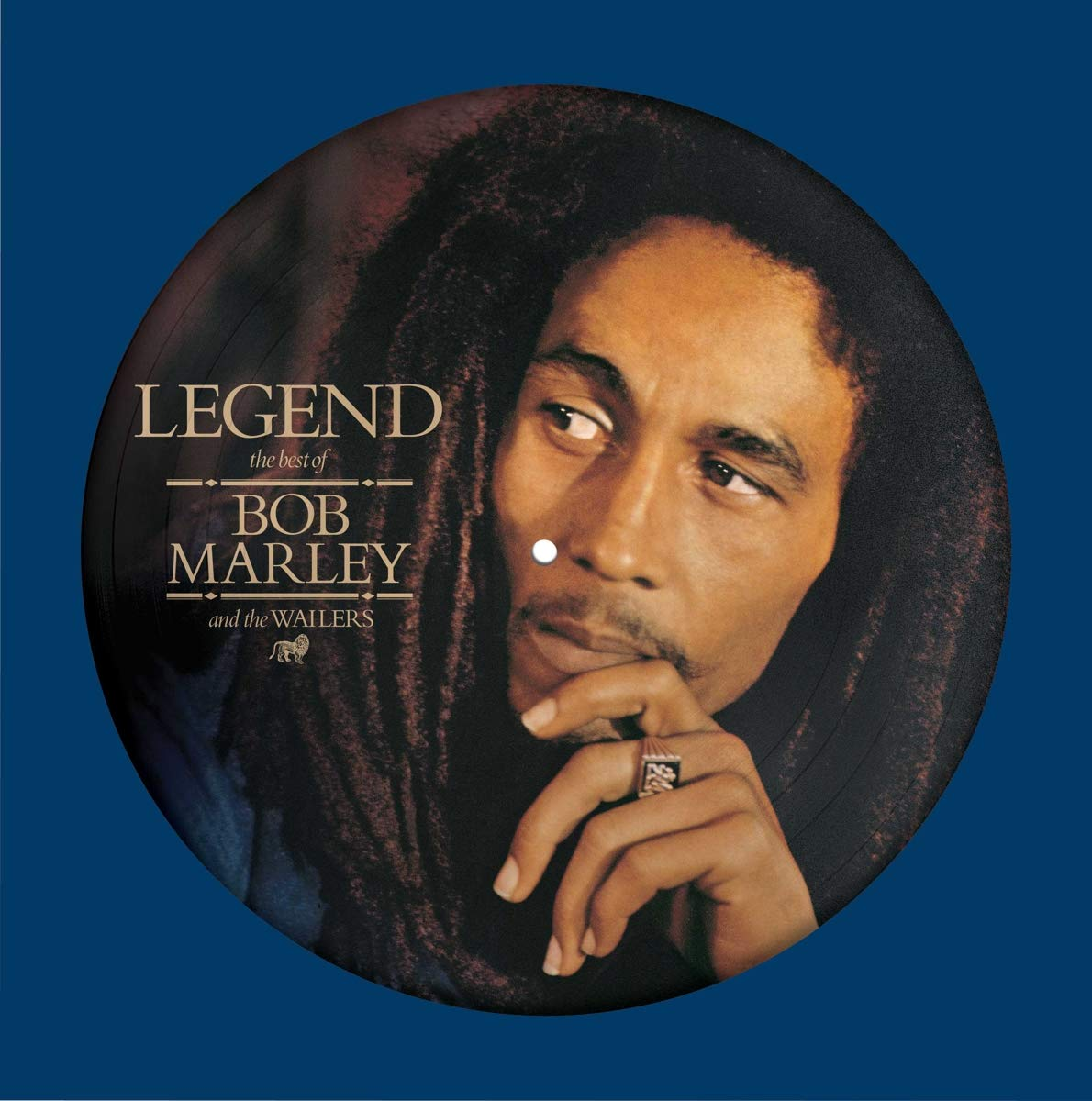 BOB MARLEY – Legend – Limitied Picture Disc [JULY 24th]