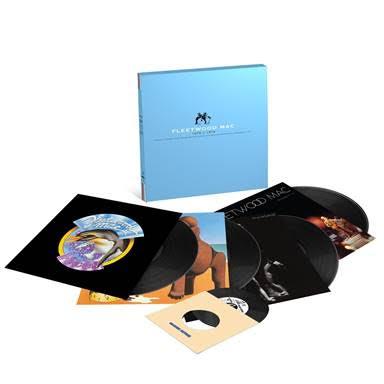 FLEETWOOD MAC – Fleetwood Mac 1973-1974 – 4LP+7″ Boxset [SEPT 4th]