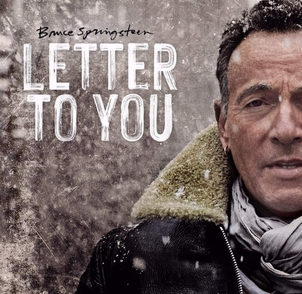 BRUCE SPRINGSTEEN – Letter To You – 2LP – Limited Gray Vinyl [OCT 23rd]
