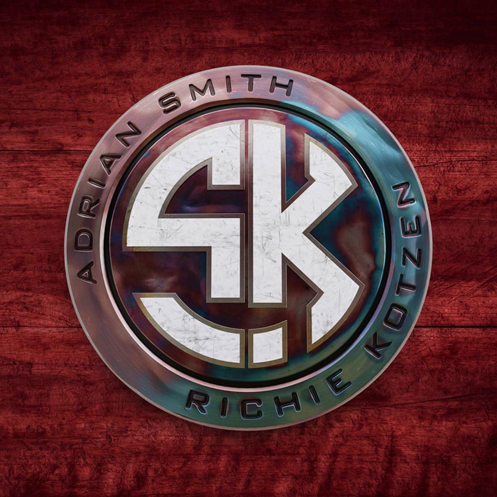 SMITH / KOTZEN – Smith / Kotzen – LP – Red/Black Smoke Vinyl [MAR 26th] –  Spindizzy Records