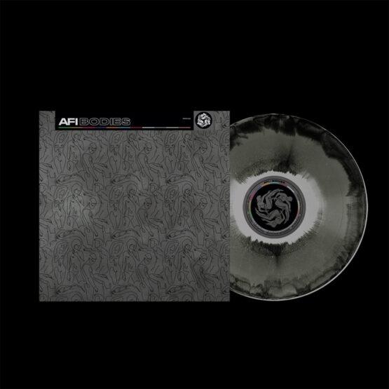 silver black grey
