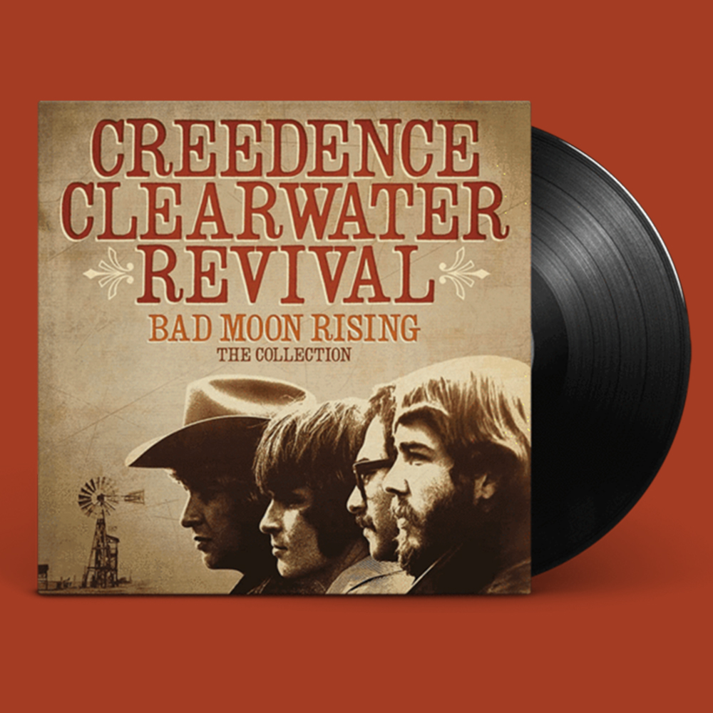 Creedence Clearwater Revival Bad Moon Rising Album